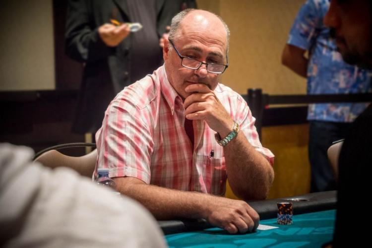 Giuseppe Iadisernia é campeão do Super High Roller do Caribbean Poker Party/CardPlayer.com.br