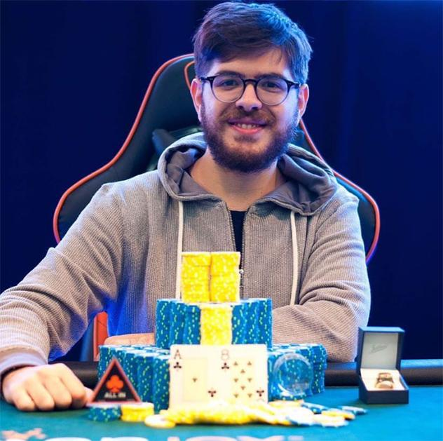 Thiago Crema crava High Roller do WSOP Circuit Uruguai/CardPlayer.com.br