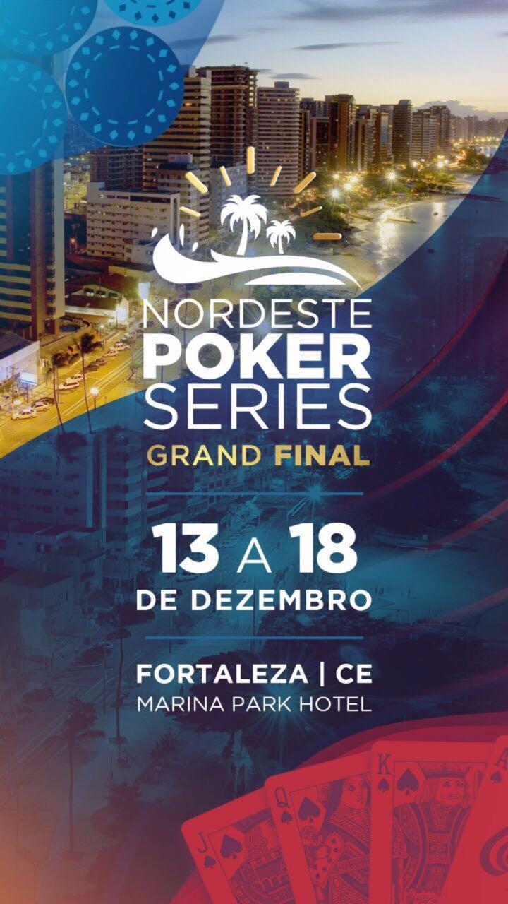 Última etapa da Nordeste Poker Series começa hoje/CardPlayer.com.br