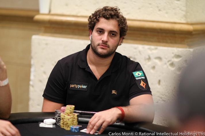 João Simão lidera os brasileiros no Dia 3 do Main Event do PCA/CardPlayer.com.br