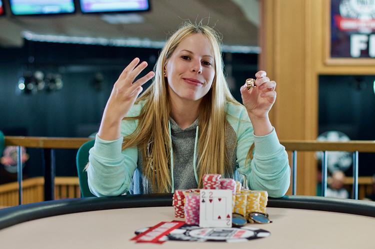 Lonnie Harwood conquista o tricampeonato no WSOP Circuit/CardPlayer.com.br