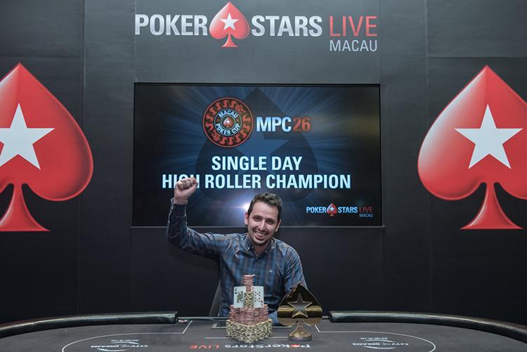 Sergio Aido vence High Roller da Macau Poker Cup/CardPlayer.com.br