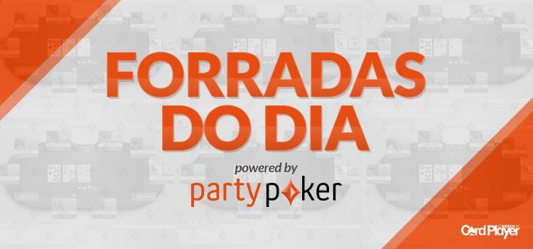 """""""vovojc"""" sobe ao pódio do $215 Monday 6-Max/CardPlayer.com.br"""
