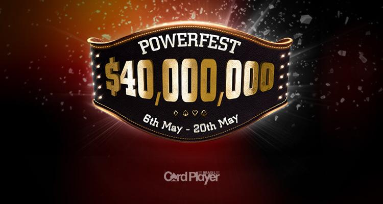 """ImReadyGambo"" sobe ao pódio do Evento 41 High Roller da Powerfest/CardPlayer.com.br"