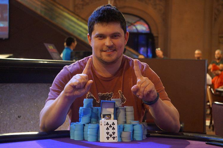 Valentin Vornicu conquista 11º anel de ouro e se torna o recordista de títulos no WSOP Circuit/CardPlayer.com.br