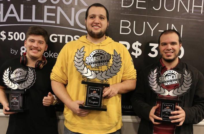 Omar Filho vence o SP 500K Challenge/CardPlayer.com.br