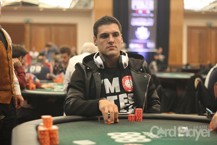 Thiago Grigoletti está entre os 14 sobreviventes do Millionaire Maker/CardPlayer.com.br