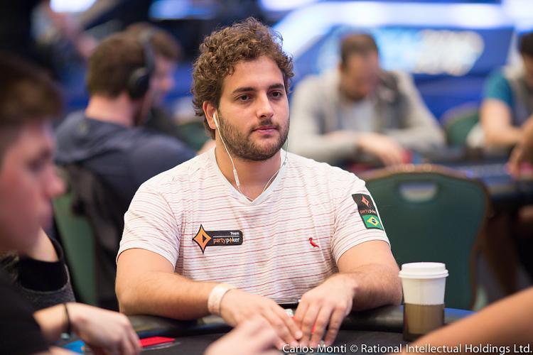 João Simão avança no Main Event do MILLIONS Europa/CardPlayer.com.br
