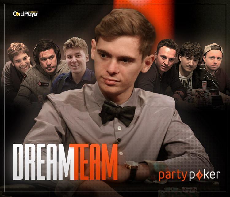 Fedor Holz é o novo embaixador do partypoker/CardPlayer.com.br