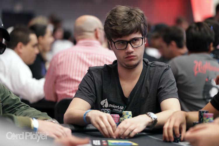Kelvin Kerber segue firme na ponta do ranking do BSOP/CardPlayer.com.br
