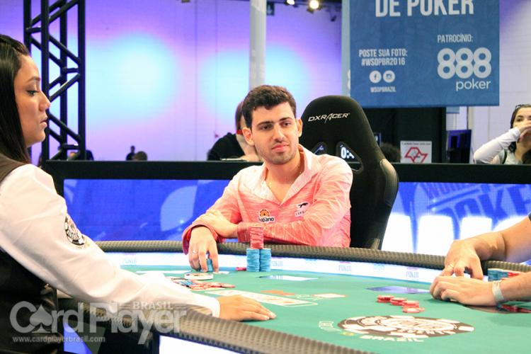 """Hélio """"joaotreta"""" Neves sobe ao pódio do High Roller do PartyPoker/CardPlayer.com.br"""