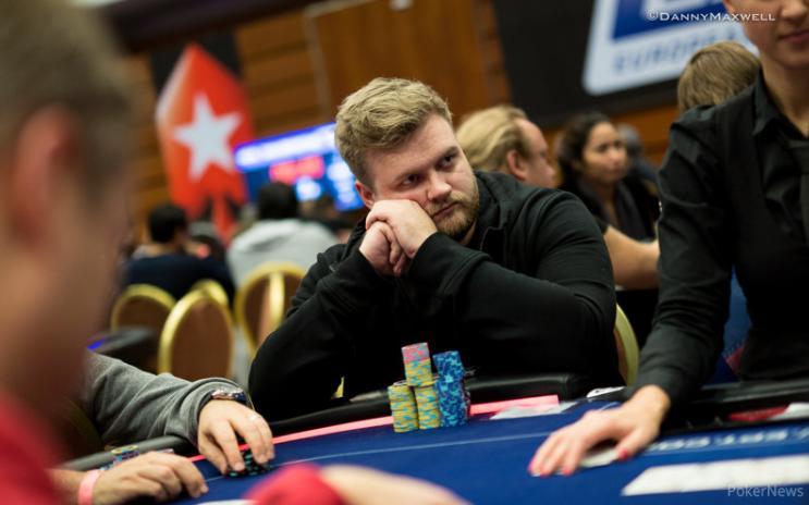 Henrik Hecklen larga na frente no EPT Praga/CardPlayer.com.br