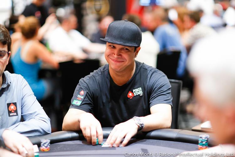 Felipe Mojave anuncia saída do Team PokerStars Pro/CardPlayer.com.br
