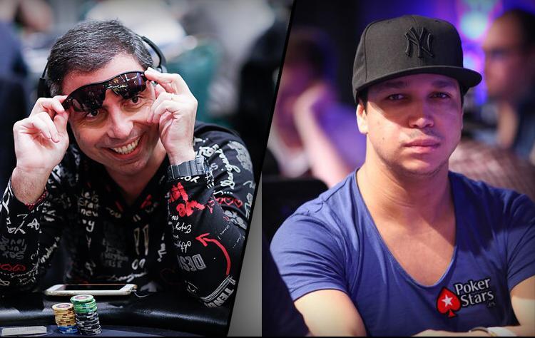 Walter Oaquin e Felipe Mojave estão no Dia 2 do PSC Praga/CardPlayer.com.br