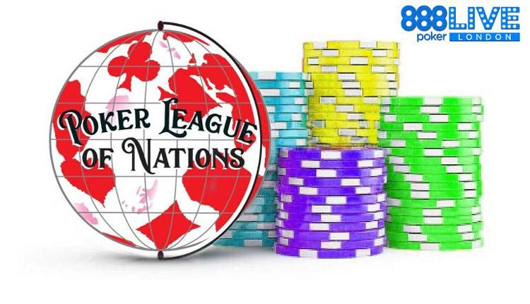 888poker LIVE Londres promove parceria com a Poker League of Nations/CardPlayer.com.br