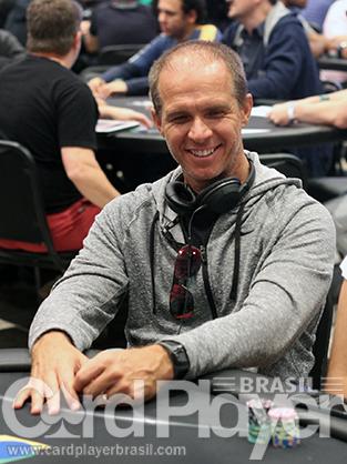 Gualter Salles leva o Brasil ao Dia Final do Evento 58 da WSOP/CardPlayer.com.br