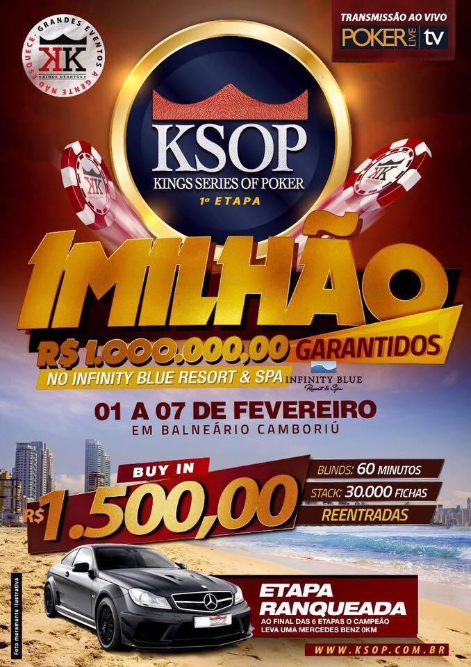 888poker promove satélites para etapa inaugural do KSOP 2018/CardPlayer.com.br
