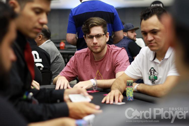 João Valli sobe ao pódio do Evento 28 do PCA/CardPlayer.com.br
