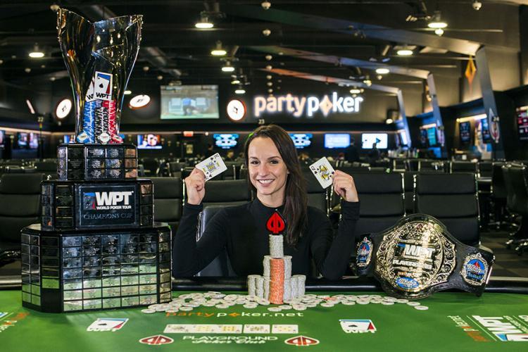 Ema Zajmovic se torna a primeira mulher a vencer no World Poker Tour/CardPlayer.com.br