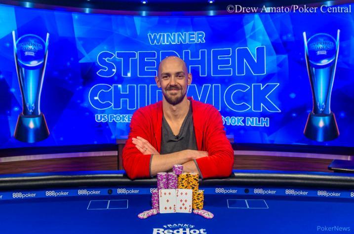 Stephen Chidwick estreia com vitória no U.S. Poker Open 2019/CardPlayer.com.br