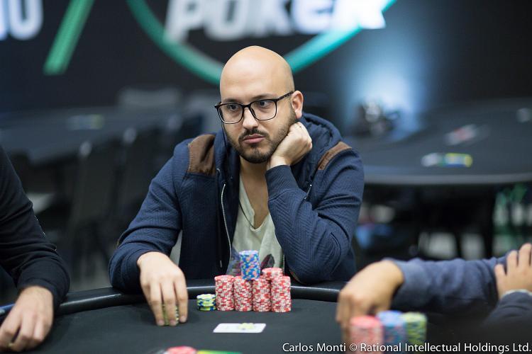 """Diego """"Mr.Bittar"""" Valadares é vice do $215 Monday 6-Max/CardPlayer.com.br"""