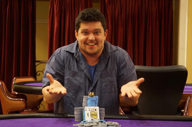 Valentin Vornicu vence mais um torneio no WSOP Circuit Nova Orleans/CardPlayer.com.br