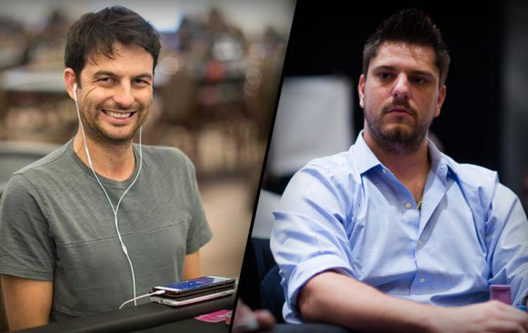 Ênio Bozzano e Luiz Duarte avançam para o Dia Final do Evento 28 da WSOP/CardPlayer.com.br