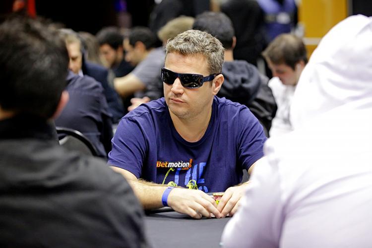 Rodrigo Garrido puxa a fila brasileira no Dia 5 do Main Event da WSOP/CardPlayer.com.br