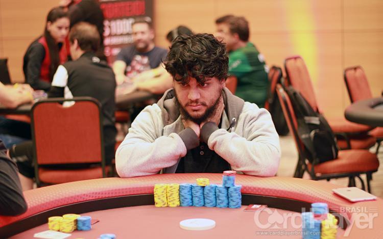 Felipe Beltrane faz a festa nos high rollers do PokerStars/CardPlayer.com.br