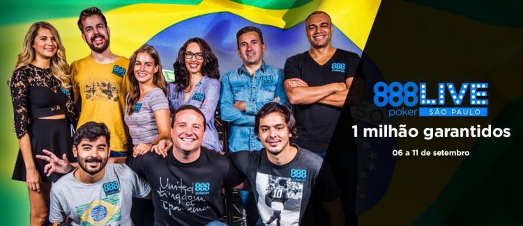 Confira o cronograma do 888Live Festival São Paulo/CardPlayer.com.br