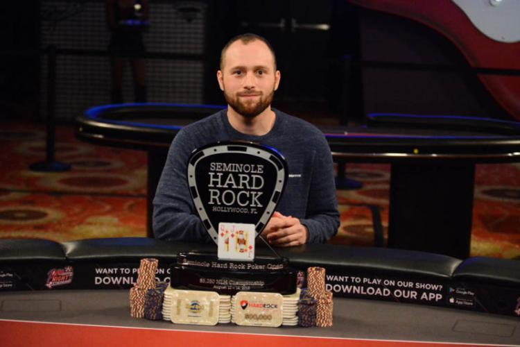 Brandon Eisen conquista o título do SHRPO Championship/CardPlayer.com.br
