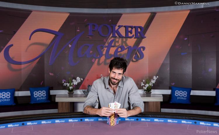 Nick Schulman crava primeiro torneio do Poker Masters/CardPlayer.com.br