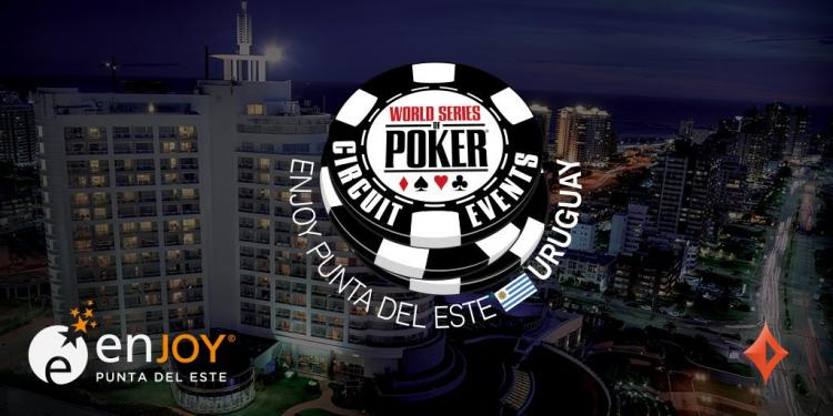 WSOP Circuit Uruguai vai ter patrocínio do partypoker/CardPlayer.com.br