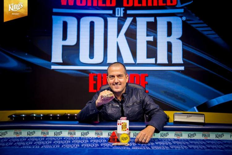Tamir Segal vence Colossus da WSOP Europa/CardPlayer.com.br