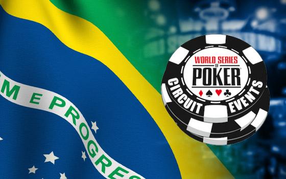 Brasil vai receber etapa do WSOP Circuit/CardPlayer.com.br