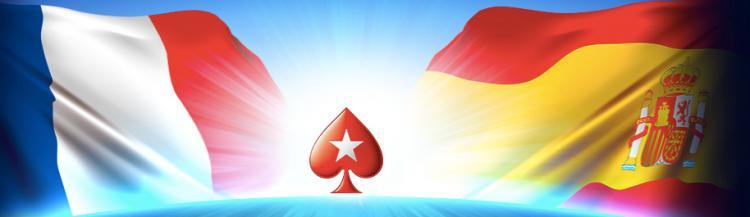 PokerStars vai oferecer liquidez compartilhada entre França e Espanha /CardPlayer.com.br