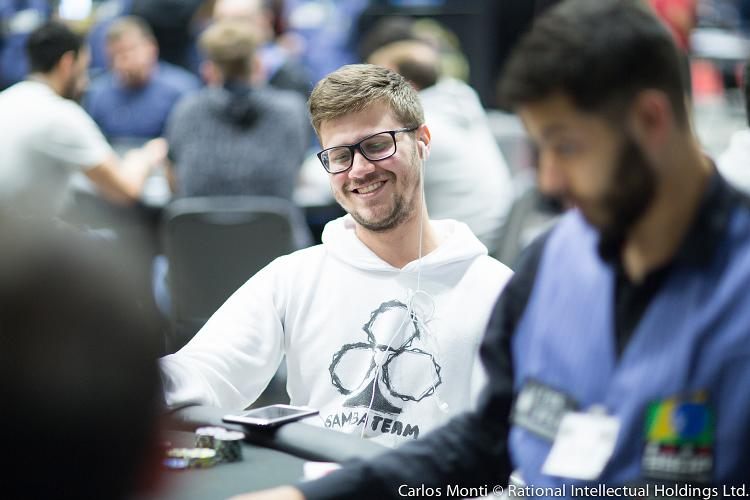 Kelvin Kerber avança para o Dia Final do US$ 25.000 High Roller do PCA/CardPlayer.com.br