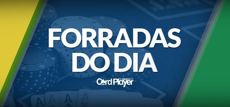 """Brasileiros """"fred_volpe""""  e """"RafaCorreaBR"""" fazem dobradinha no Big $109/CardPlayer.com.br"""