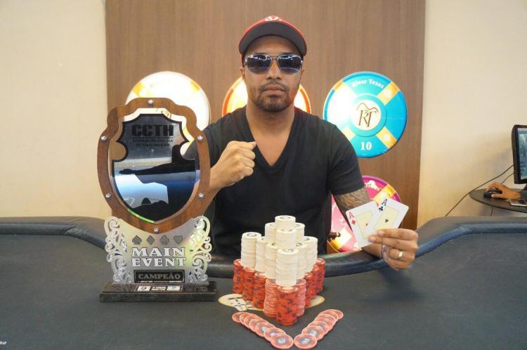 Diego Falck crava primeira etapa do Campeonato Carioca de Texas Hold'em/CardPlayer.com.br