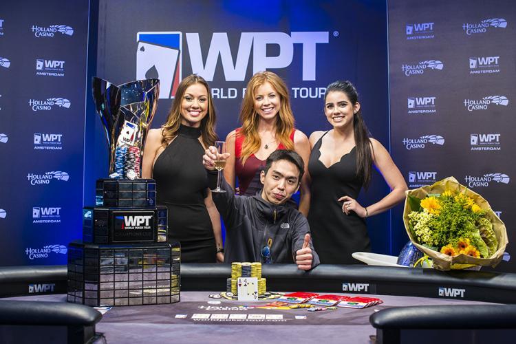 Daniel Daniyar conquista o título do WPT Amsterdã/CardPlayer.com.br