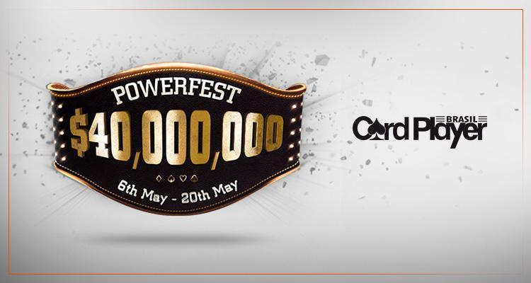 """Daniel """"CabecaTilt"""" Costa é vice do Evento 55 High da Powerfest/CardPlayer.com.br"""