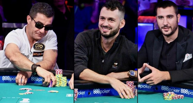 Hossein Ensan dispara na liderança do Main Event da WSOP/CardPlayer.com.br