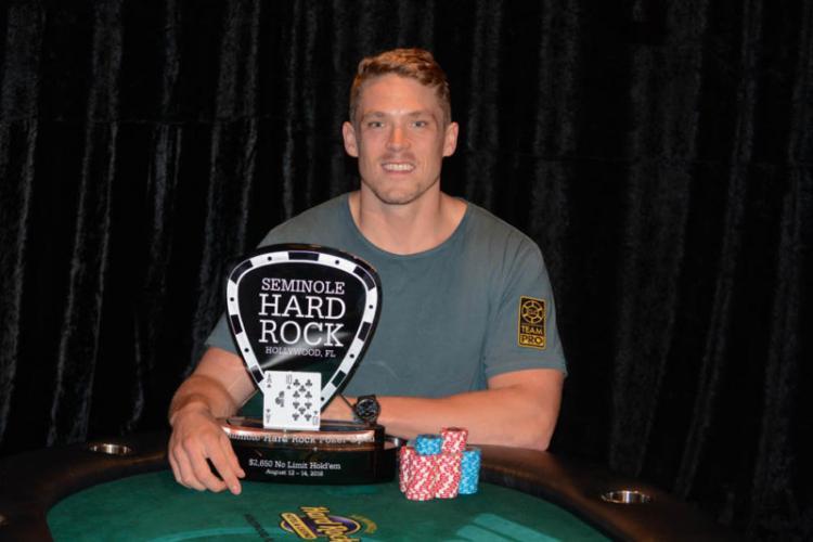 Alex Foxen conquista bicampeonato em torneio do SHRPO/CardPlayer.com.br