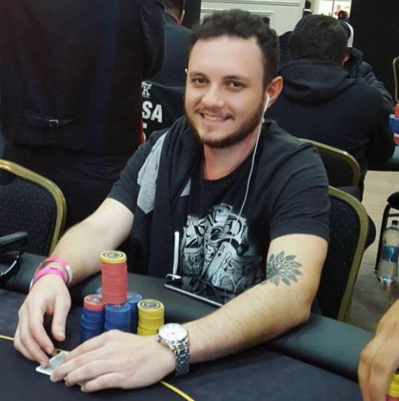 "Fellipe ""FellipeD"" Drapichinski faz FT no $530 Bounty Builder High Roller/CardPlayer.com.br"