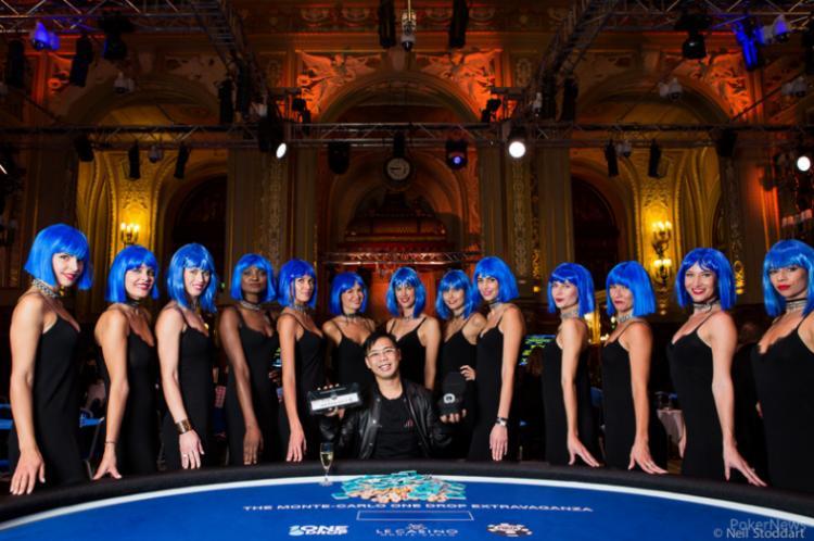 Elton Tsang vence o Big One for One Drop Extravaganza e fatura R$ 38 milhões/CardPlayer.com.br