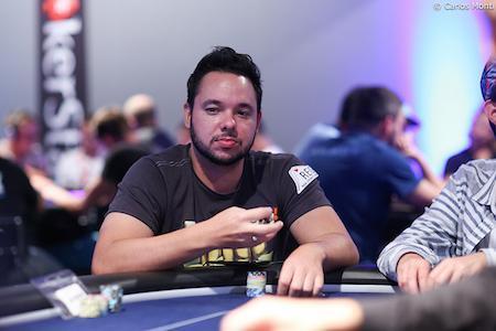 """Carlos """"boladegude"""" Galvão vence o Big $109/CardPlayer.com.br"""