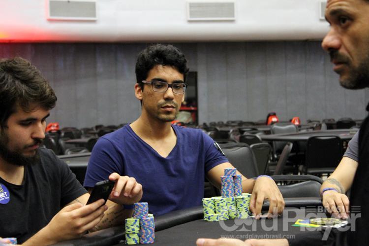 """Pablo """"pabritz"""" Brito crava Evento 77 da Bounty Builder Series /CardPlayer.com.br"""