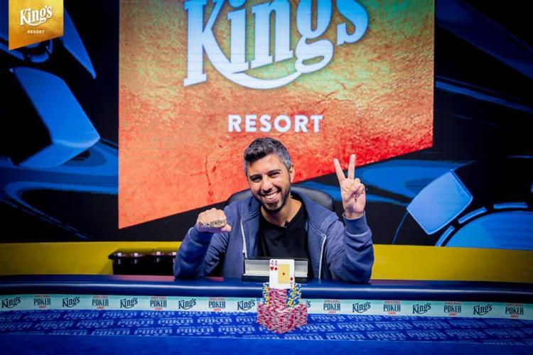 Asi Moshe leva a melhor no Evento 2 da WSOP Europa/CardPlayer.com.br