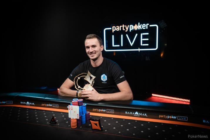Steffen Sontheimer vence Super High Roller Championships do Caribbean Poker Party/CardPlayer.com.br