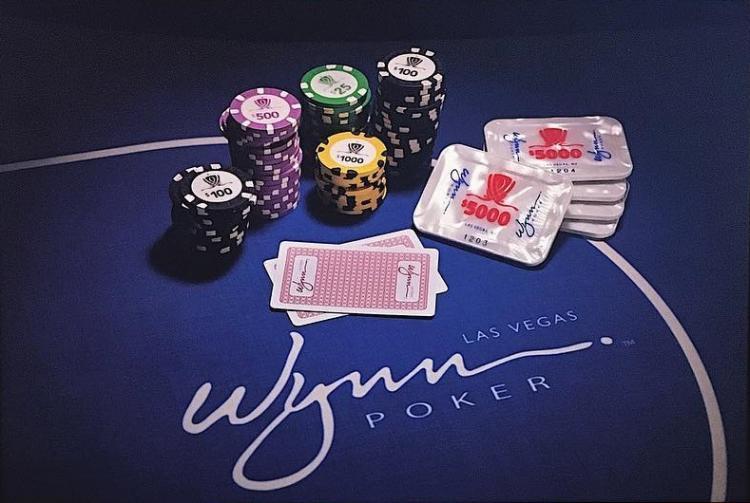 Cassino Wynn troca fichas de US$ 5 mil por placas/CardPlayer.com.br